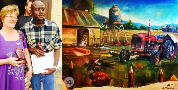Art Farm Competition